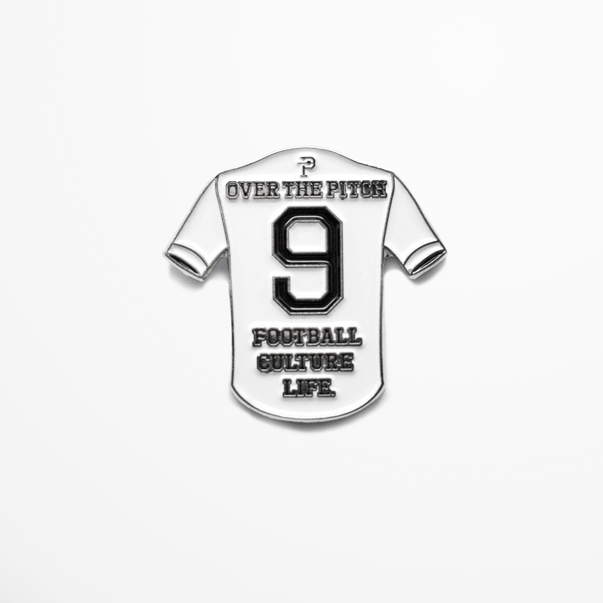 OTP JERSEY PIN BADGE