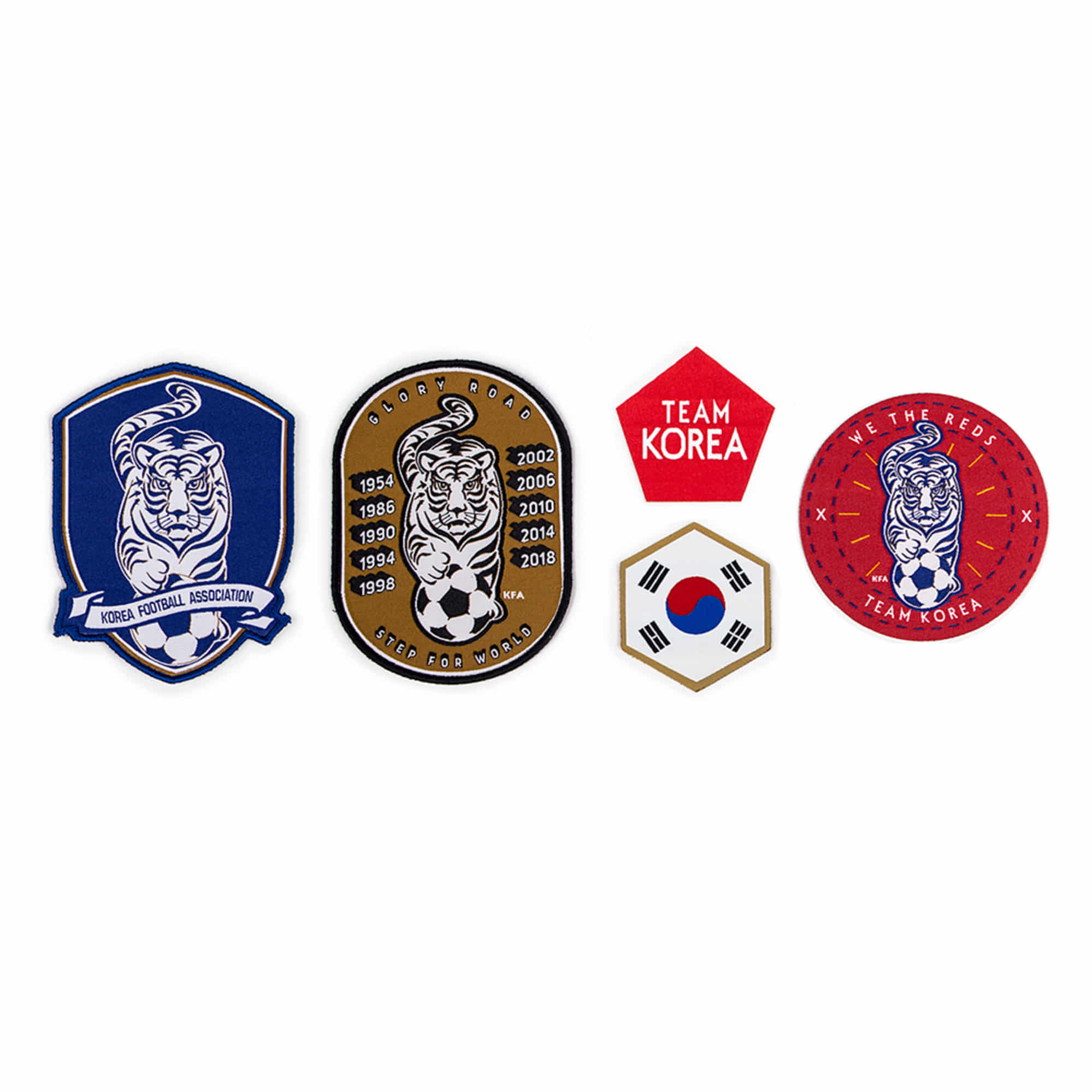 KFA PATCH SET 2018