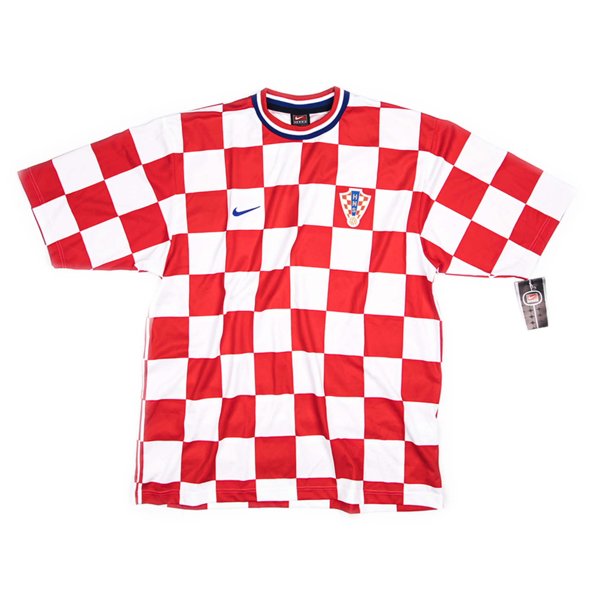 CROATIA 2000-01 HOME S/S (w/Tags)