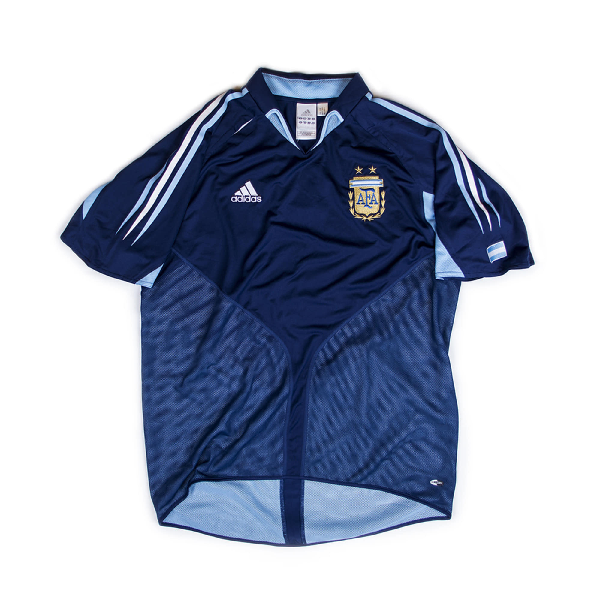 ARGENTINA 2004-06 AWAY S/S JERSEY (BNWT)