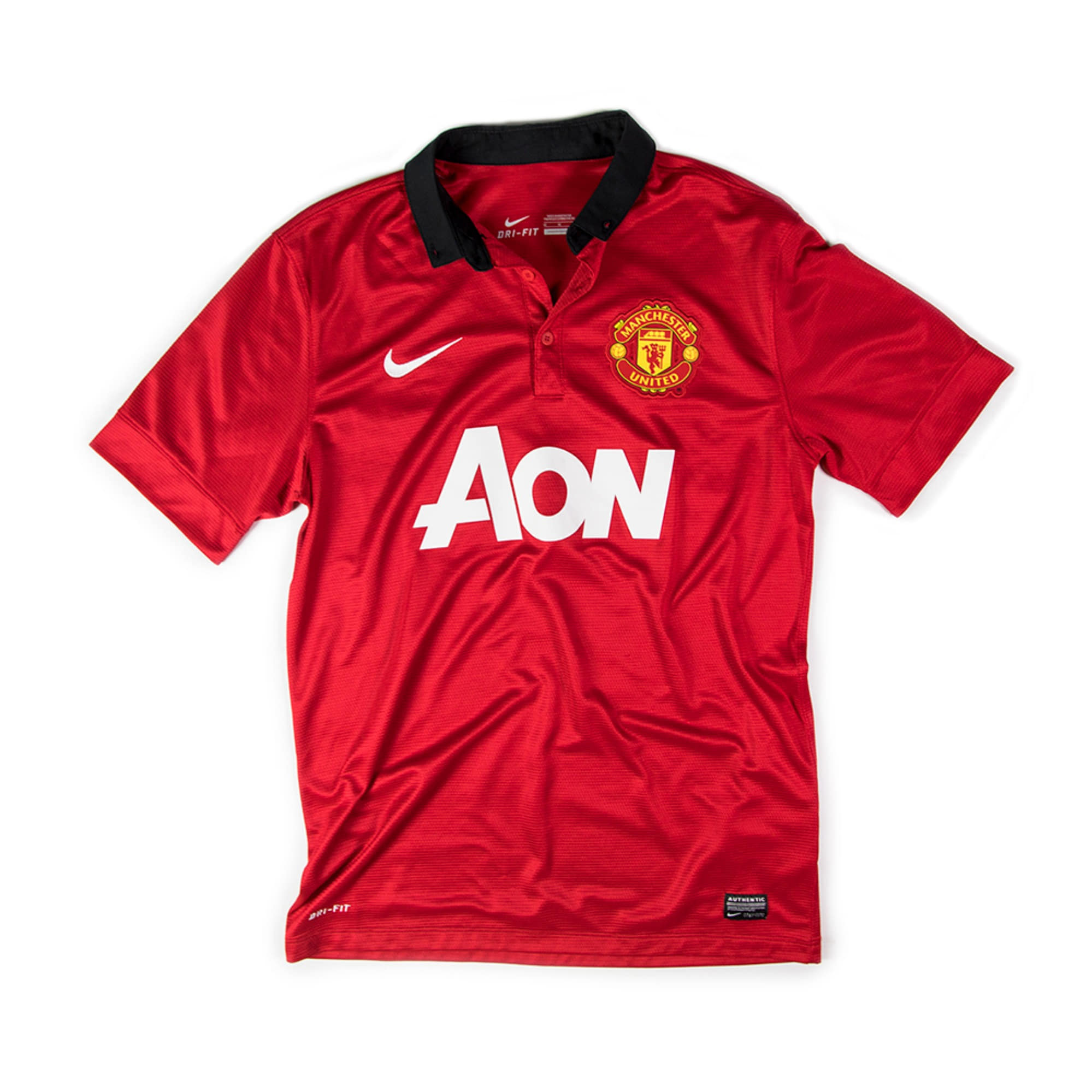 MANCHESTER UNITED 2013-14 HOME S/S