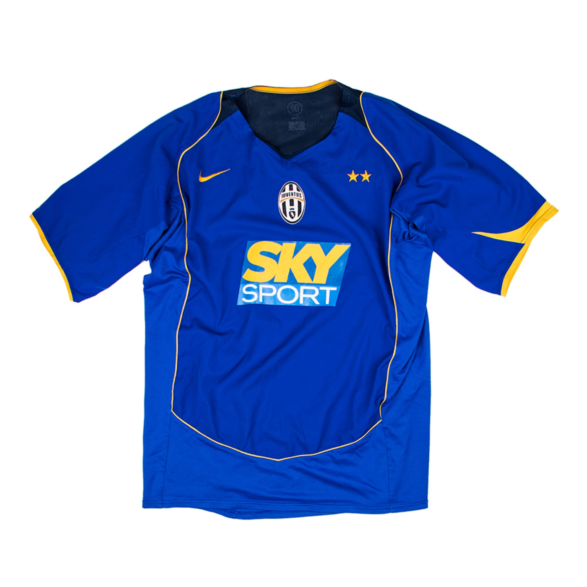 JUVENTUS 2004-05 AWAY S/S
