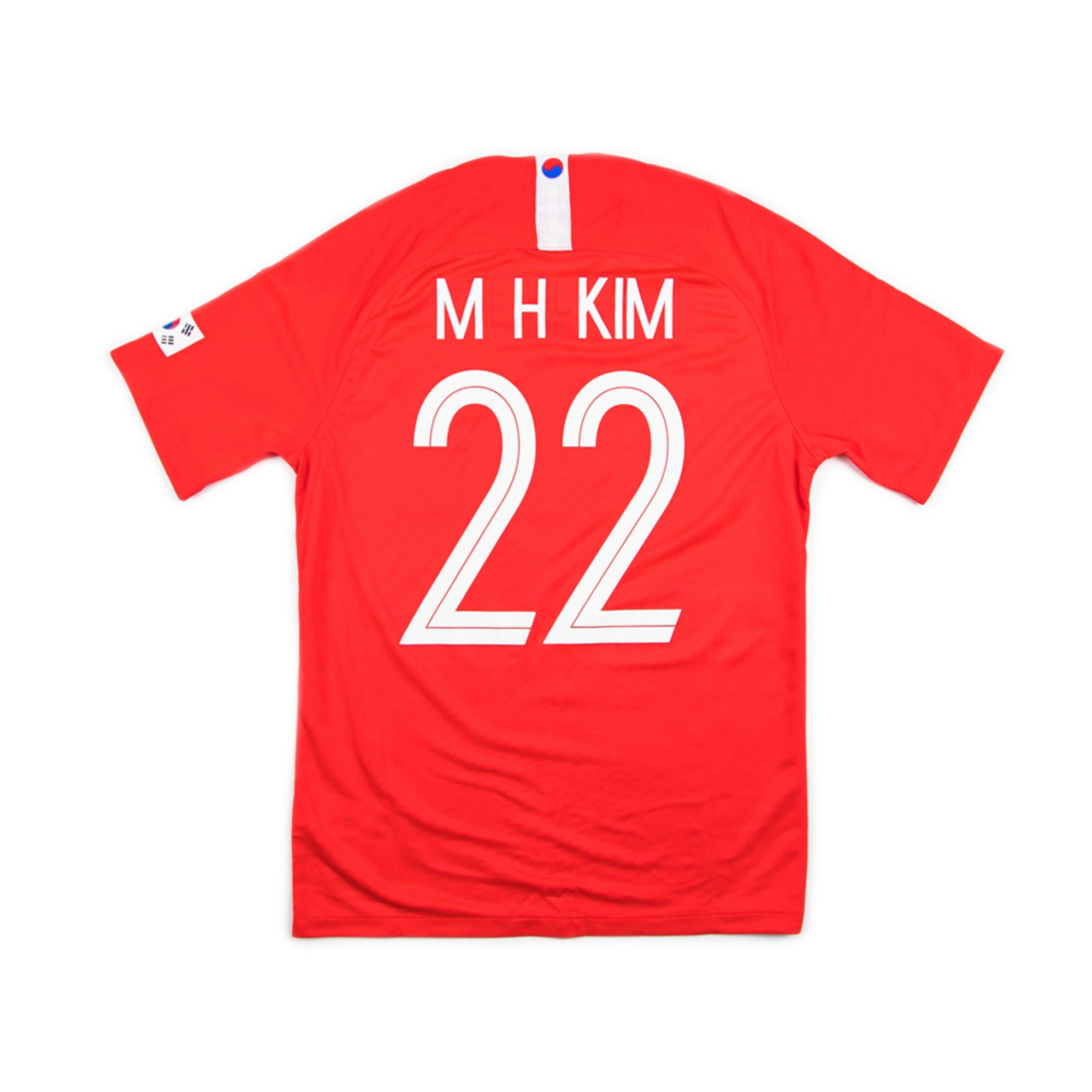 KOREA 18-19 HOME #22 MOONHWAN KIM