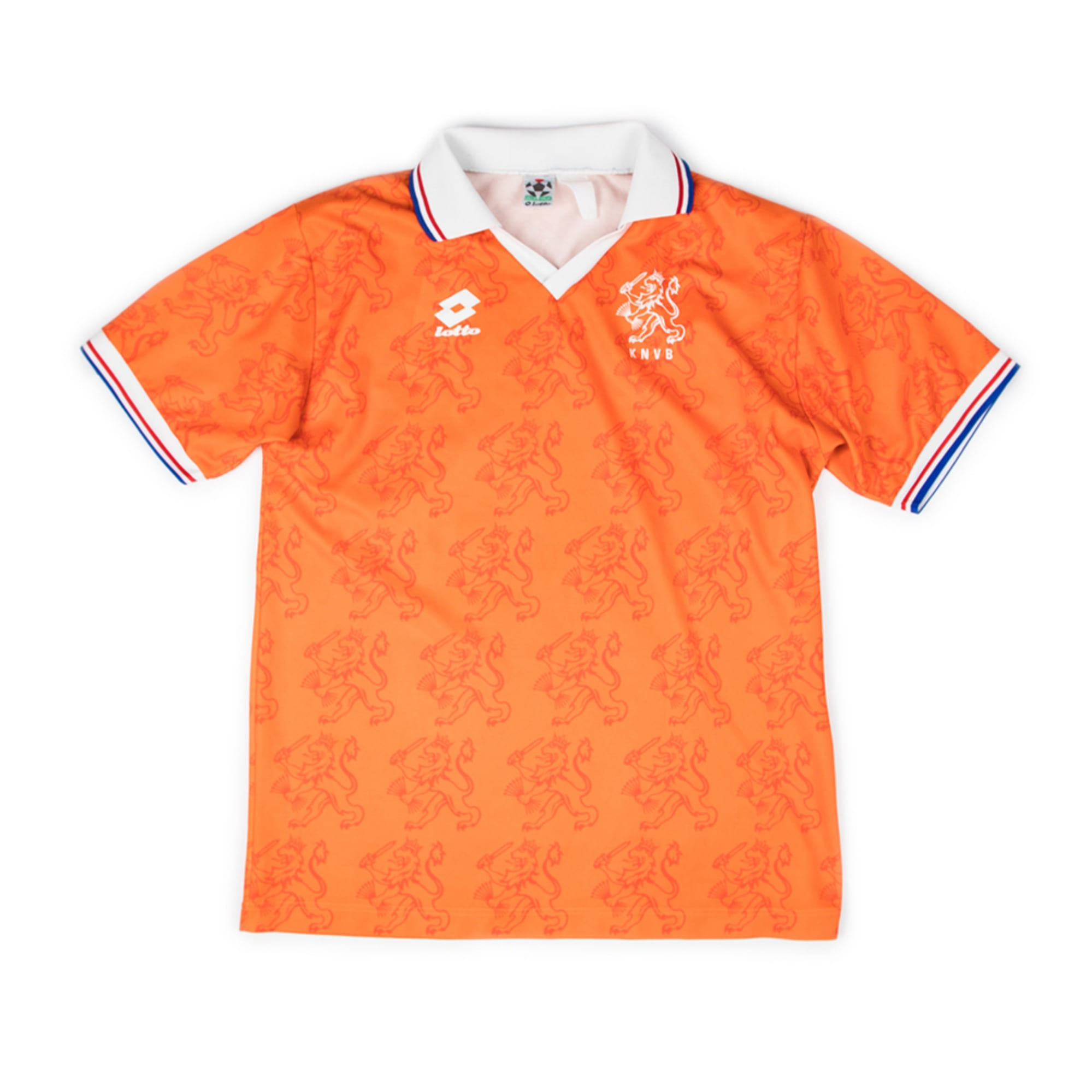 NETHERLANDS 1992-94 HOME S/S