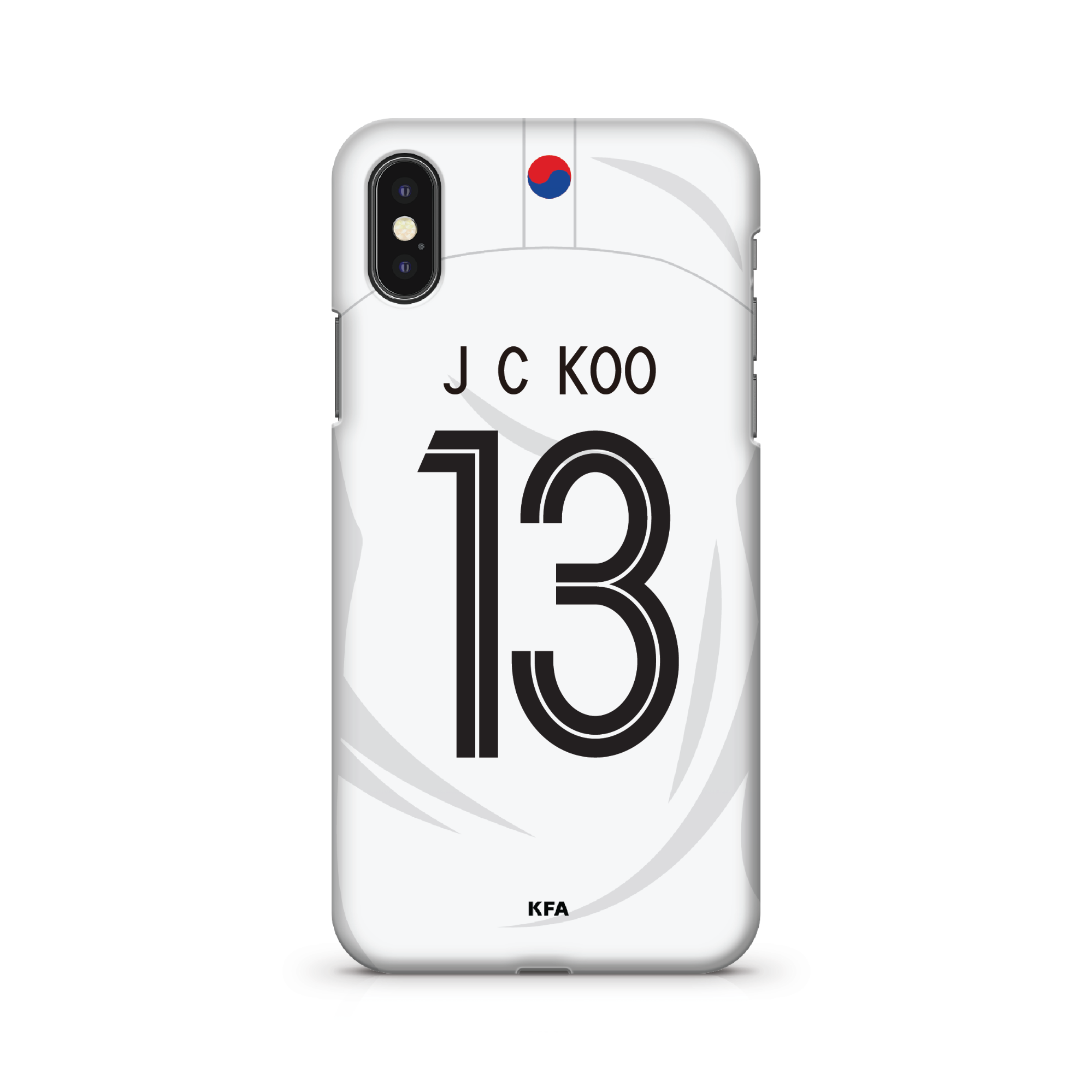 KFA OFFICIAL SMARTPHONE CASE (AWAY)