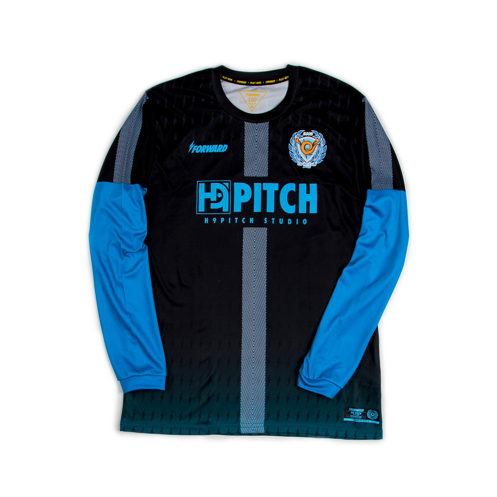 DAEGU FC PRE-TRAINING TOP L/S (FOR COACH)