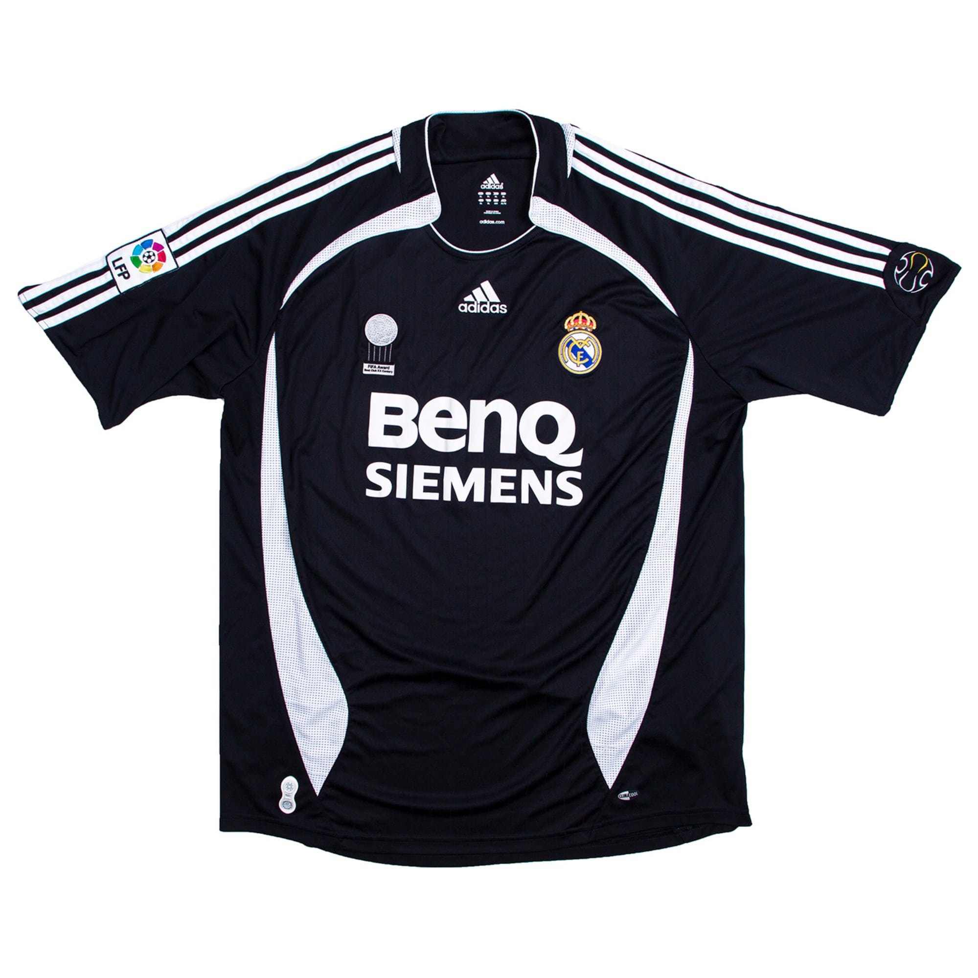 REAL MADRID 06-07 AWAY JERSEY S/S