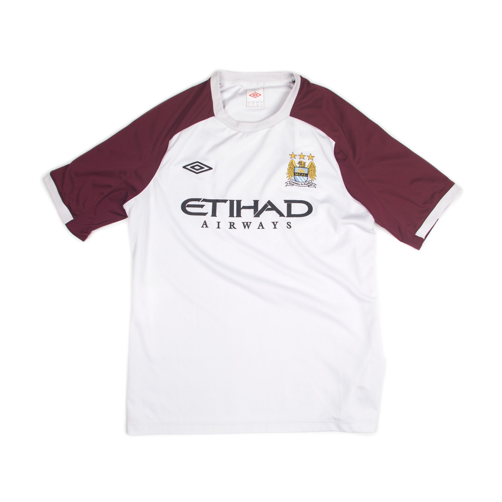 MANCHESTER CITY 09-10 TRAINING SHIRTS