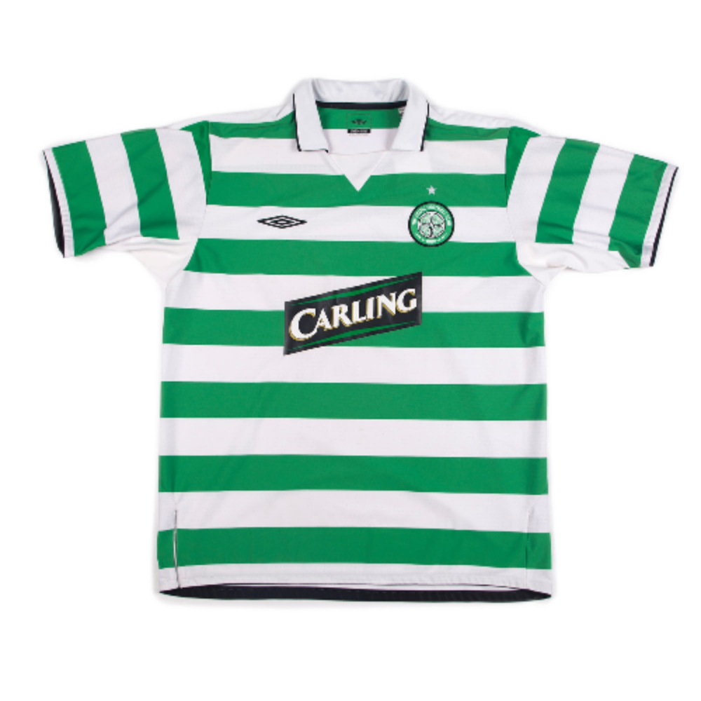 CELTIC 04-05 HOME S/S