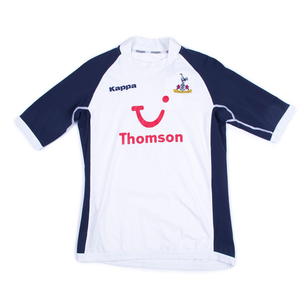 TOTTENHAM 05-06 HOME S/S #16 Y.P.LEE