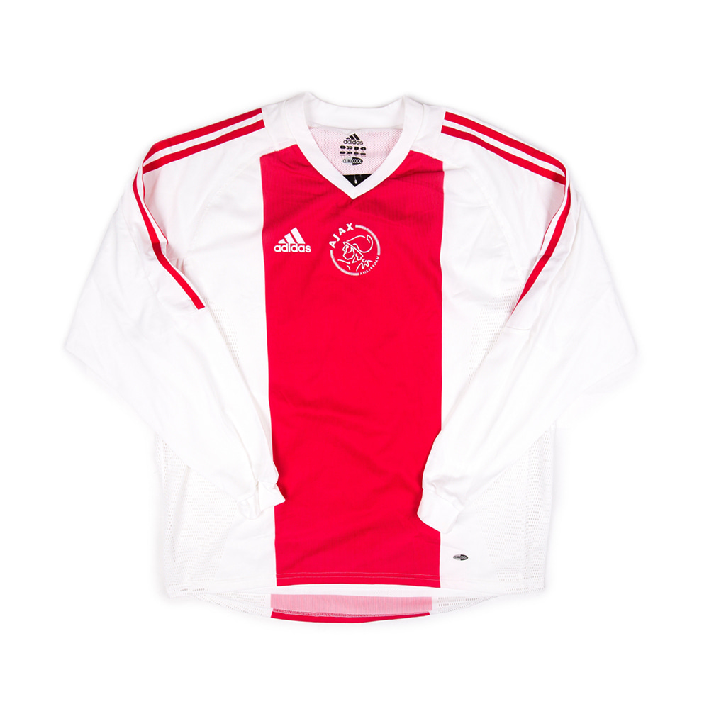 AJAX 02-04 HOME L/S #9 ZLATAN (W/Tag)