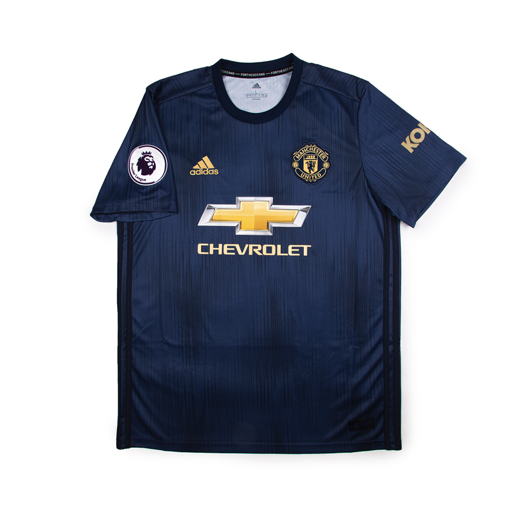 MANCHESTER UNITED 18-19 3RD S/S #2 LINDELOF