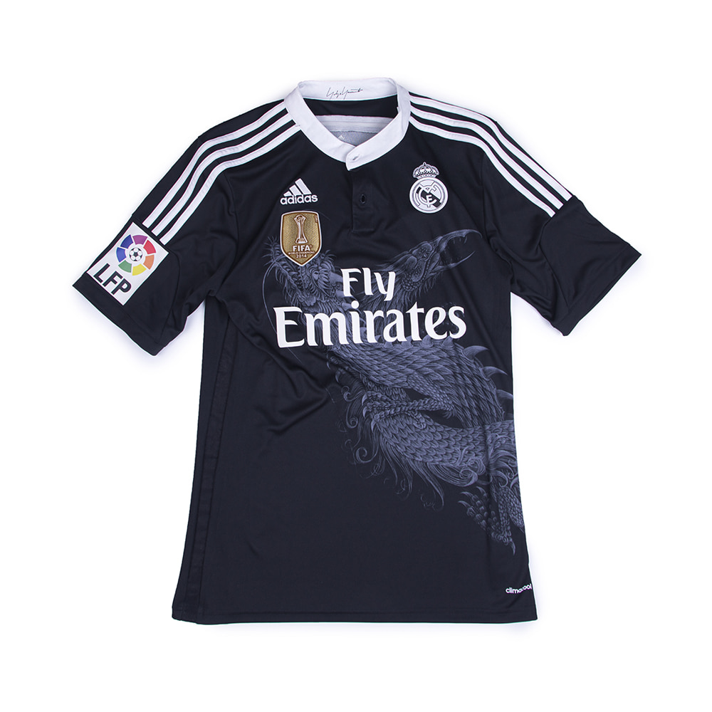 REAL MADRID 14/15 3RD S/S #11 BALE