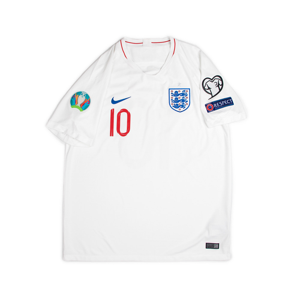ENGLAND 18/19 HOME S/S #10 DELE