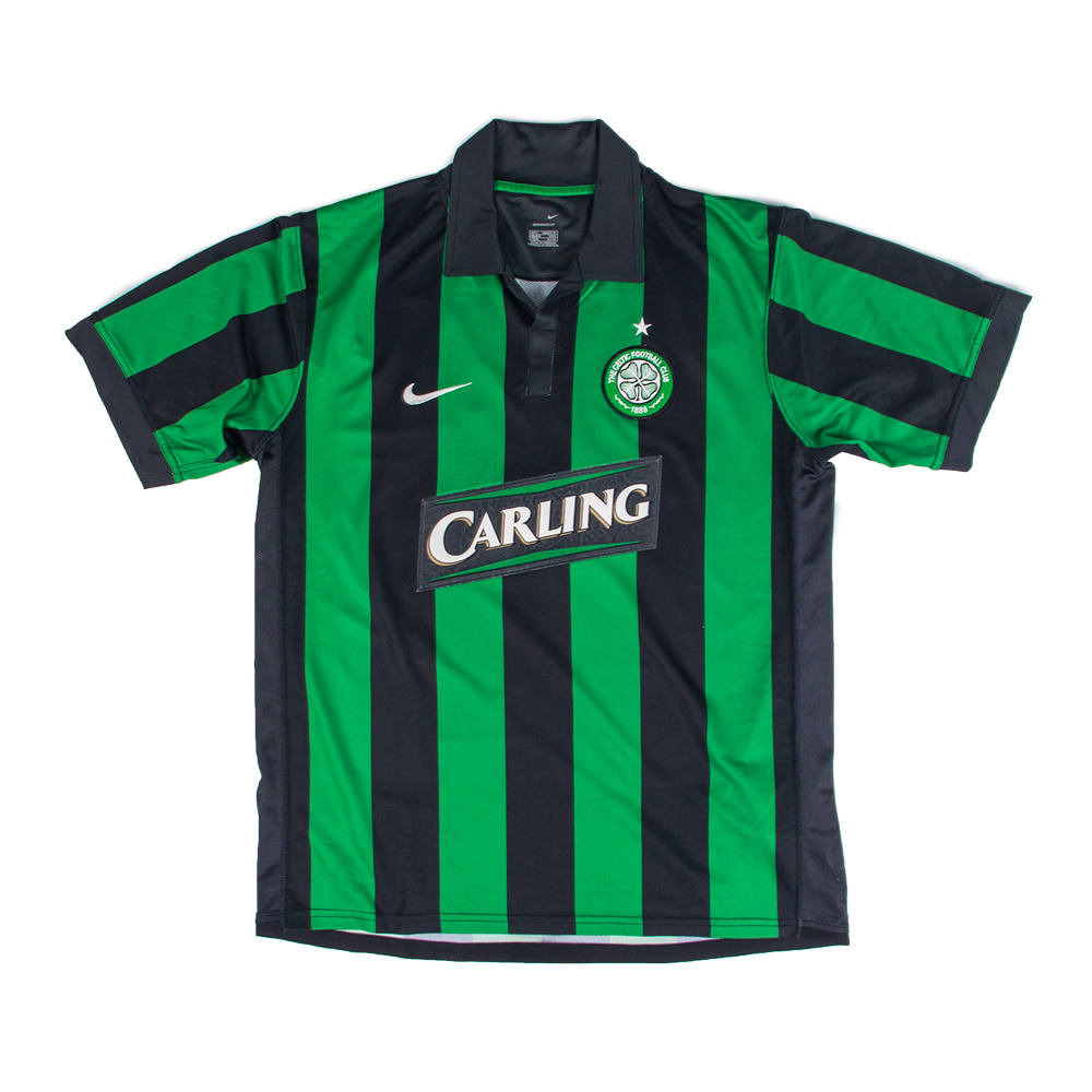 CELTIC 06-07 AWAY S/S 16 GRAVESEN