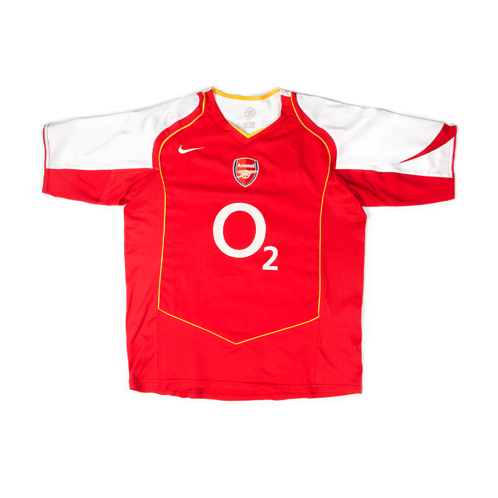 ARSENAL 04-05 HOME S/S 14 HENRY