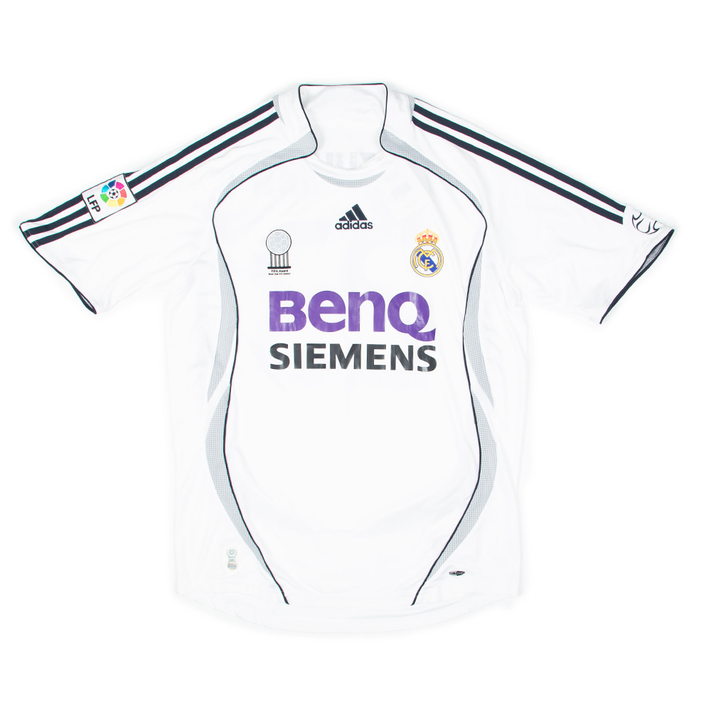 REAL MADRID 06-07  HOME S/S #23 BECKAM