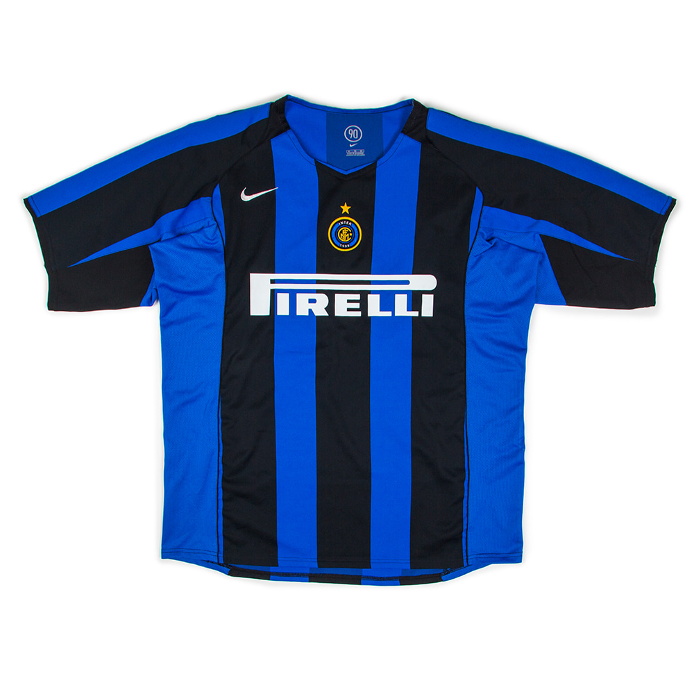 INTER MILAN 04-05 HOME S/S #22 MATERAZZI