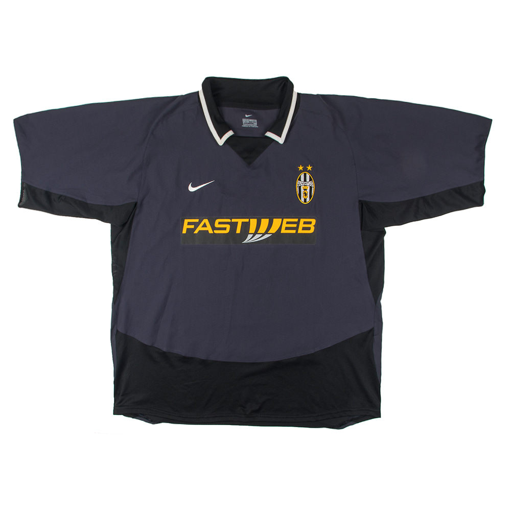 JUVENTUS 2003-2004 THIRD S/S #21 THURAM