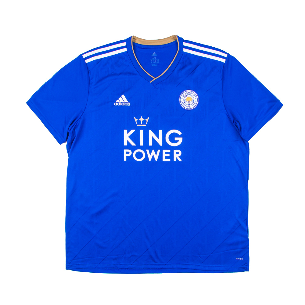 2019-2020 LEICESTER CITY HOME S/S #10 MADDISON (W/tag)