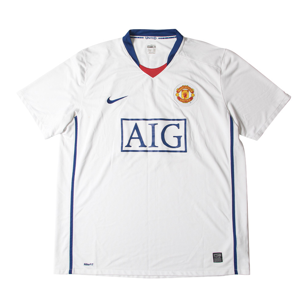2008-2009 MANCHESTER UNITED AWAY S/S #11 GIGGS