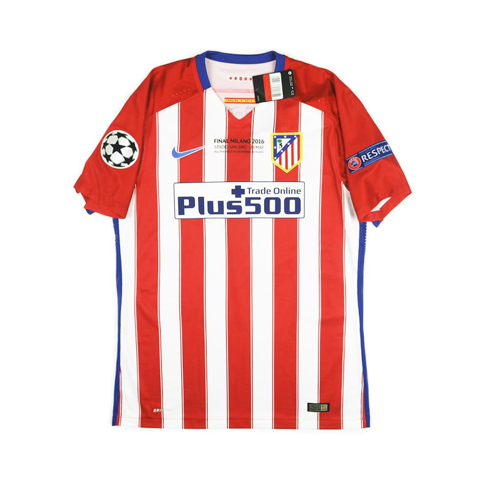 2016 AT MADRID HOME S/S #7 GRIEZMANN