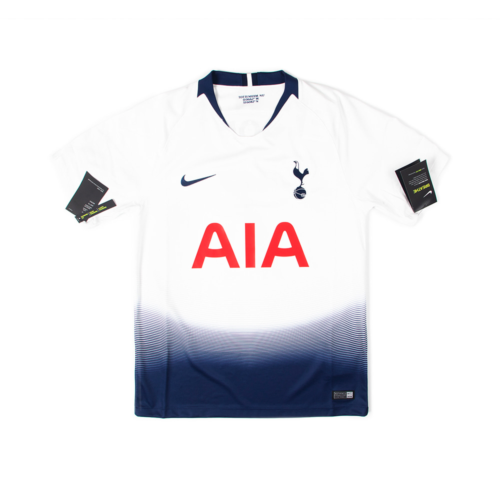 2018-2019 TOTTENHAM HOME S/S #7 SON