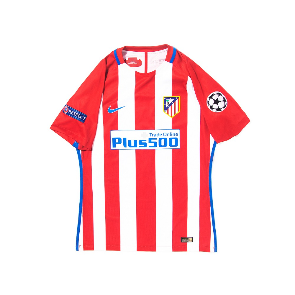 AT Madrid 2016-2017 HOME S/S XL #7 GRIEZMANN
