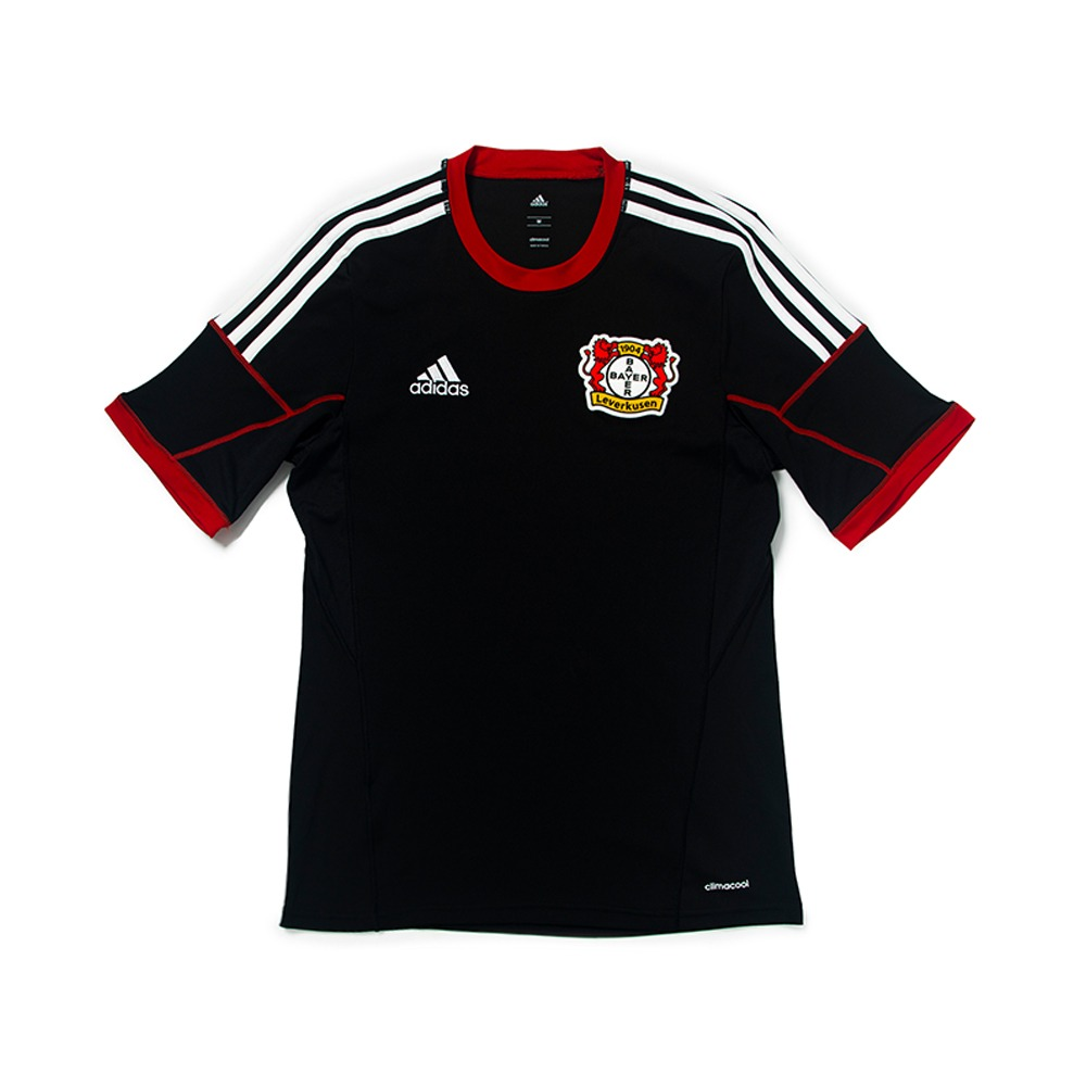 Leverkusen 2014-2015 AWAY S/S M #7 SON