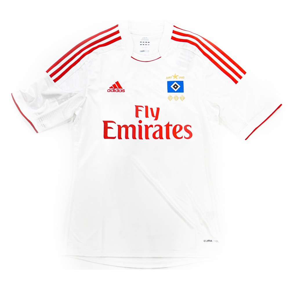 HAMBURG 2012-2013 HOME S/S S #40 SON (w/ TAG)