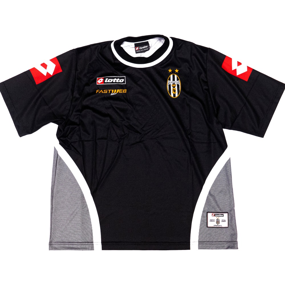 JUVENTUS 2000S TRAINING TOP S/S L