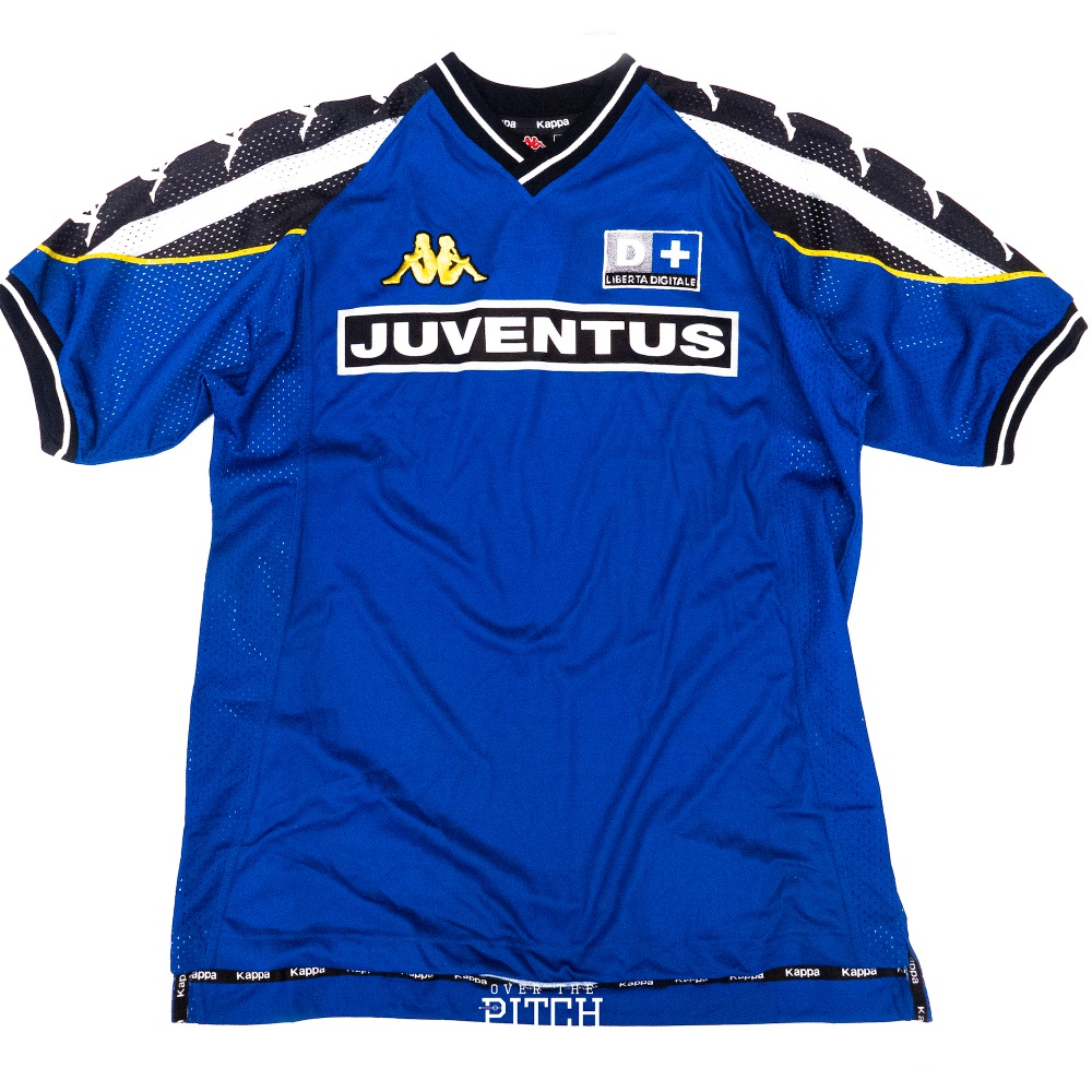 JUVENTUS 1990S TRAINING TOP S/S L