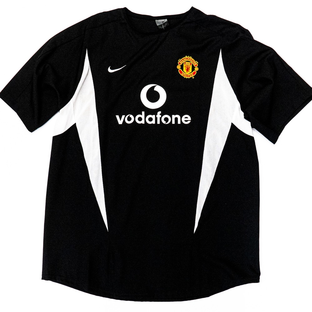 MANCHESTER UTD 2000S TRAINING TOP S/S L