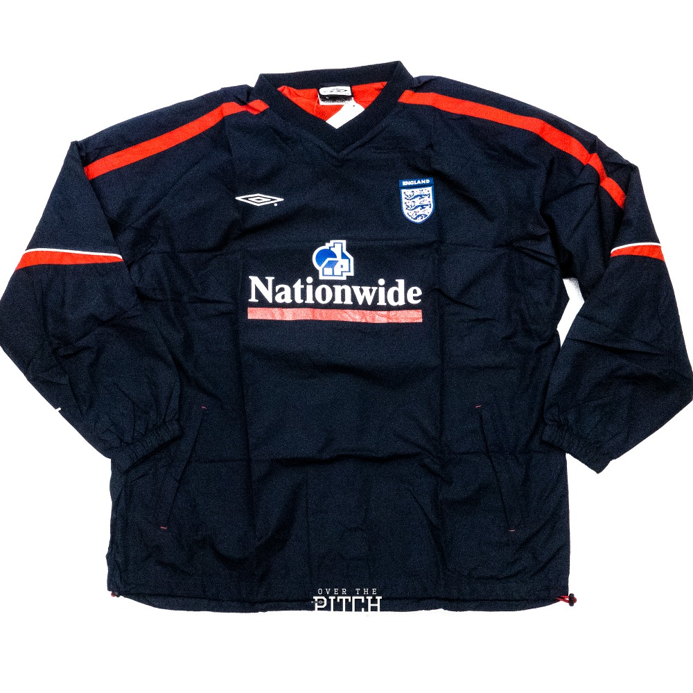 ENGLAND 2000S WOVEN TRAINING L