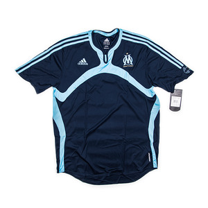 OLYMPIQUE MARSEILLE 2006-07 3RD S/S JERSEY (Player Issued, BNWT)