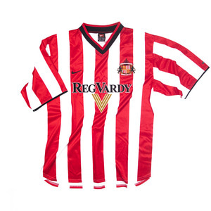 SUNDERLAND 2000-02 HOME L/S JERSEY (BNWT)