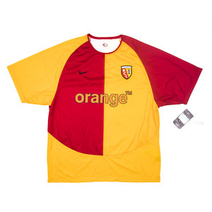 LENS 2003-04 HOME S/S JERSEY (w/Tags)