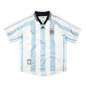 ARGENTINA 1998 HOME S/S JERSEY