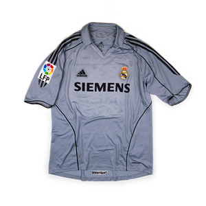 REAL MADRID 2005-06 3RD #10 ROBINHO S/S (Player Issued)