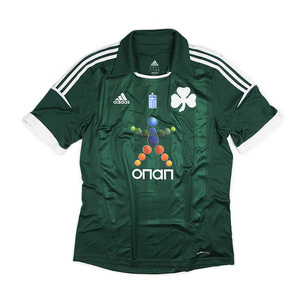 PANATHINAIKOS 2012-13 HOME S/S (BNWT)