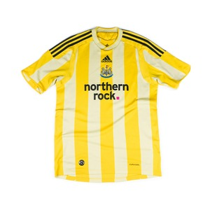 NEWCASTLE 2009-10 AWAY S/S