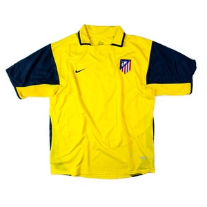 ATLETICO MADRID 2003-04 AWAY S/S #9 TORRES