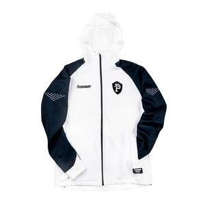 FLEECE ANTHEM HOODY FULL ZIP UP