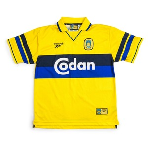 BRONDBY 1998-00 HOME JERSEY S/S