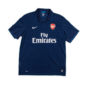 ARSENAL 09-10 AWAY S/S #17 SONG