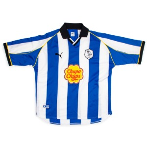 SHEFFIELD WEDNESDAY 00-01 HOME S/S