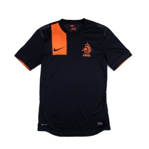 NETHERLANDS 12-13 AWAY JERSEY S/S (AUTHENTIC)