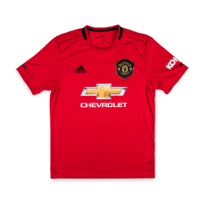 MANCHESTER UNITED 19-20 HOME JERSEY S/S #7 BECKHAM