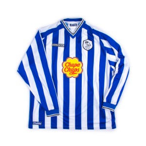 SHEFFIELD WEDNESDAY 00-01 HOME L/S