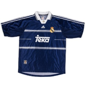 REAL MADRID 98-99 AWAY S/S #10 SEEDORF